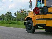 stop school bus