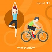 picture of average man  - Types of activity - JPG