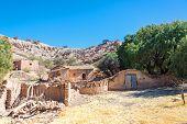 Ruined Village Near Tupiza, Bolivia