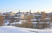 Lappeenranta. Finland. Winter view