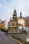 Holy Trinity Column, Karlovy Vary