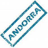 Andorra rubber stamp