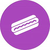 pic of eatables  - Hotdog - JPG