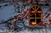 Weihnachts-Fenster