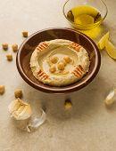 pic of chickpea  - Hummus - JPG