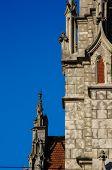 pic of kiev  - Detail of the catholic church of St - JPG