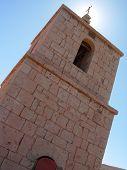 Andean Church Tower