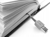 Book With Usb Cable 1