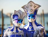 Постер, плакат: Венеция маскарад фестиваль 2011