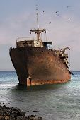 ship and oxid