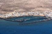 Panoramic Graciosa Island