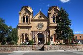 Santa Fe - Basilica Of St. Francis Of Assisi