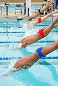 Competitve Swim Meet