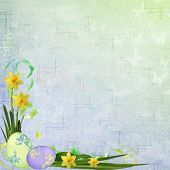 Spring Or Easter Background