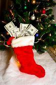 Sock Of Money