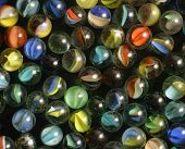 Cat's Eyes Marbles