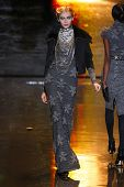 Badgley Mischka - Runway - Fall/Winter 2011 Collection - New York Fashion Week