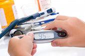 Progress In Glucose Level Blood Test Equipment