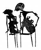 Shadow Puppet: Vector