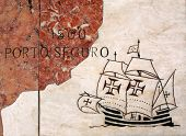 Portugal Discoveries windrose detail
