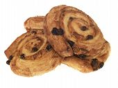 Pain Aux Raisin Danish Pastries