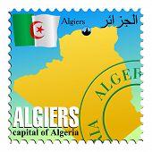 Algiers - capital of Algeria