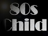 Psychodelic 80S Child Led Light Text