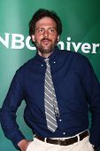 LOS ANGELES - APR 22:  Silas Weir Mitchell at the NBCUniversal Summer Pres Day 2013 at the Huntingto