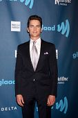 LOS ANGELES - APR 20:  Matt Bomer arrives at the 2013 GLAAD Media Awards at the JW Marriott on April