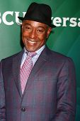 LOS ANGELES - APR 22:  Giancarlo Esposito at the NBCUniversal Summer Pres Day 2013 at the Huntington Langham Hotel on April 22, 2013 in Pasadena, CA