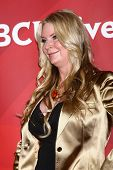 LOS ANGELES - APR 22: Jackie Siegel an NBCUniversal Sommer Pres Tages 2013 bei der Huntington Lang