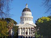 Sacramento Capitol Bldg