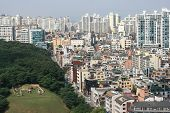 Gangnam District In Korea