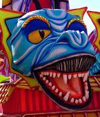 Carnival Float  Fangs