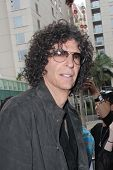 LOS ANGELES - APR 24:  Howard Stern arrives at the
