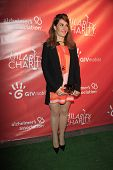 LOS ANGELES - APR 25:  Nia Vardalos arrives at the Second Annual Hilarity For Charity benefiting The