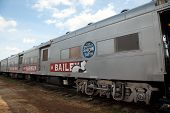 Hermanos Ringling y Barnum & Bailey Circus Train