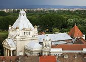 Culture Palace of Arad, Romania, Europe