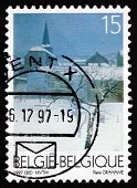 Postage Stamp Belgium 1997 Fairon, By Pierre Grahame