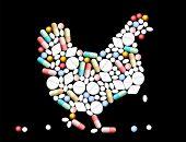 Tablets Pills Hen