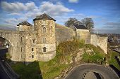 Citadel In Namur City, Belgium
