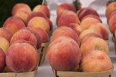 Peaches In Cartons