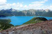Garibaldi Lake And Black Tusk