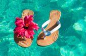 Floating Sandals