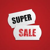 Super sale on price tags, eps1o vector