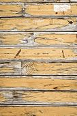Painted Wooden Background