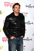 LOS ANGELES - DEC 1:  Daniel Goddard at the 2013 Hollywood Christmas Parade at Hollywood & Highland