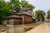 Wooden Church, Kosice