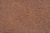 Texture Ground Coffee Of  Natural Color