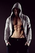 Hooded Body Builder